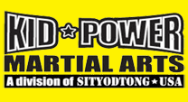 Kid Power Martial Arts logo